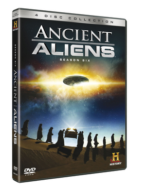 Ancient Aliens: Season 6 (2014) (Retail Only)
