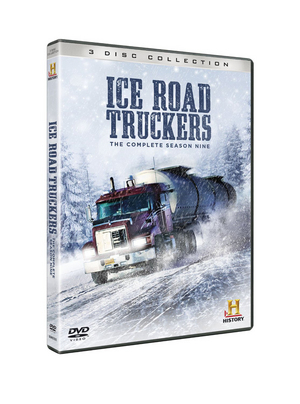 Ice Road Truckers: The Complete Season Nine (2015) (Box Set) (Retail Only)