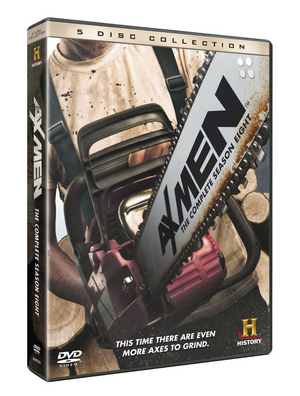 Ax Men: The Complete Season Eight (2015) (Box Set) (Retail Only)