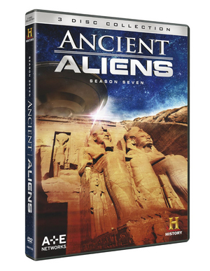 Ancient Aliens: Season 7 (2014) (Box Set) (Retail Only)