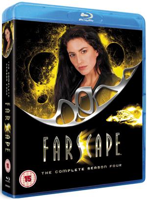 Farscape: Season 4 (2003) (Blu-ray) (Retail Only)