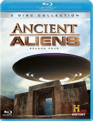 Ancient Aliens: Season 4 (2012) (Blu-ray) (Retail Only)