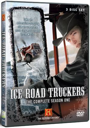 Ice Road Truckers: Season 1 (2007) (Box Set) (Deleted)