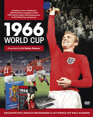 The 1966 World Cup - With Match Day Programme (2012) (with Book) (Retail Only)
