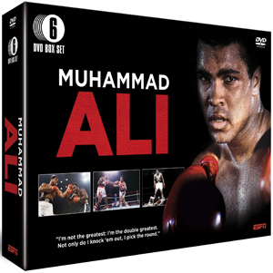 Muhammad Ali (Irish Version) (Retail Only)