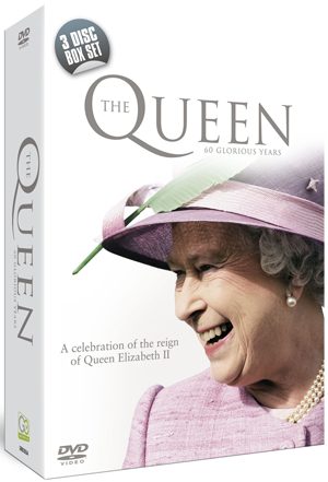 The Queen: 60 Glorious Years (2012) (Box Set) (Retail Only)