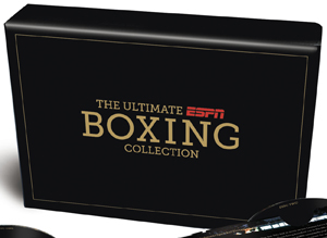 ESPN: Ultimate Boxing Collection (with Book) (Retail Only)