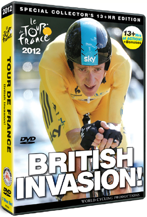 Tour De France: 2012 - British Invasion! - Special Edition (2012) (Special Edition) (Deleted)
