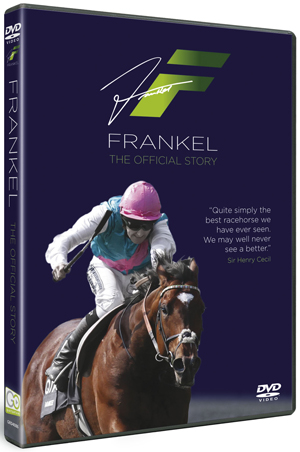 Frankel: The Official Story (2012) (Retail Only)