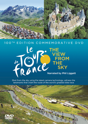 Tour De France: The View from the Sky (Retail Only)