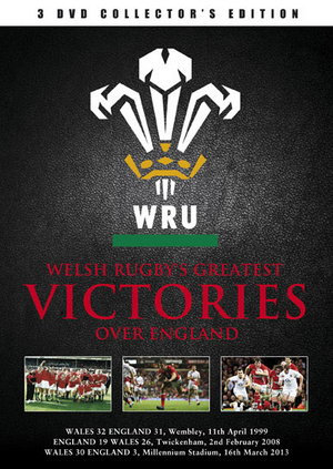 Welsh Rugby's Greatest Victories Over England (2013) (Collector's Edition) (Pulled)