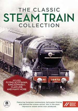 The Classic Steam Train Collection (Retail Only)