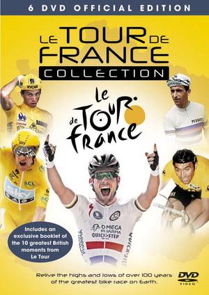 Le Tour De France: The Official Collection (2012) (Retail Only)
