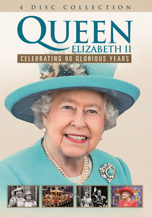 Queen Elizabeth II - Celebrating 90 Glorious Years (2016) (Retail Only)