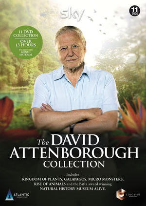 The David Attenborough Collection (Box Set) (Retail Only)