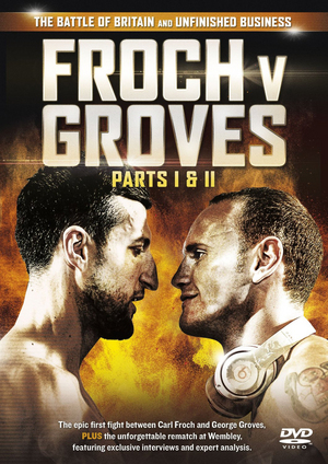 Froch Vs Groves: Parts I and II (2014) (Retail Only)