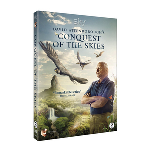 David Attenborough's Conquest of the Skies (2014) (Retail Only)
