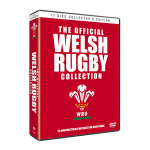 The Official Welsh Rugby Collection (2014) (Retail Only)