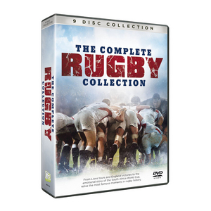 The Complete Rugby Collection (2015) (Box Set) (Retail Only)