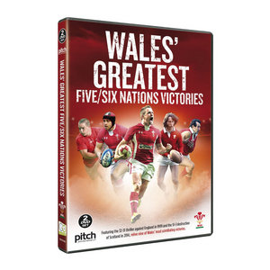 Wales' Greatest Five/Six Nations Victories (2015) (Retail Only)