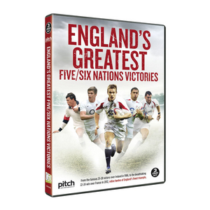 England's Greatest Five/Six Nations Victories (2015) (Retail Only)