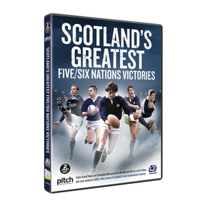 Scotland's Greatest Five/Six Nations Victories (2015) (Retail Only)