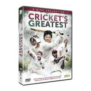 Cricket's Greatest (2015) (Retail Only)