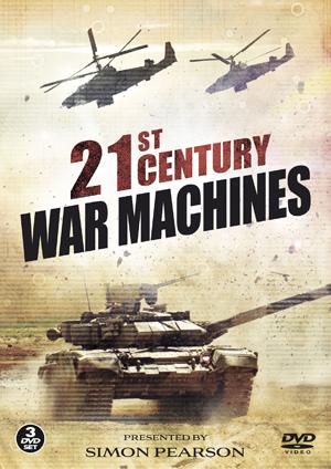 21st Century War Machines (2005) (Retail Only)