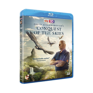 David Attenborough's Conquest of the Skies (2014) (Blu-ray) (Retail Only)