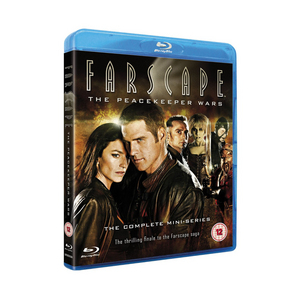 Farscape: Peacekeeper Wars (2004) (Blu-ray) (Retail Only)