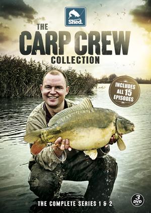 Carp Crew/Carp Crew 2 (Retail Only)