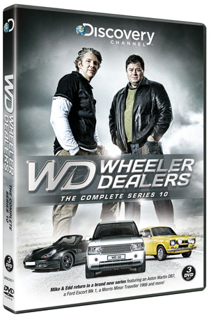 Wheeler Dealers: The Complete Series 10 (2013) (Retail Only)