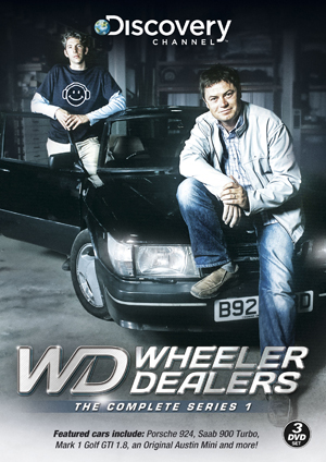 Wheeler Dealers: The Complete Series 1 (2003) (Retail Only)