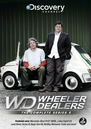 Wheeler Dealers: The Complete Series 5 (2008) (Retail Only)