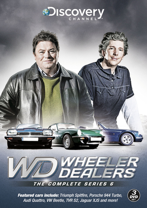 Wheeler Dealers: The Complete Series 6 (2009) (Retail Only)