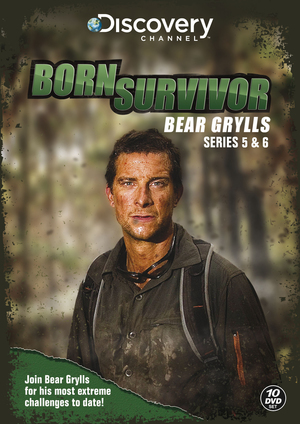 Bear Grylls: Born Survivor - Complete Season Five and Six (2011) (Box Set) (Retail Only)