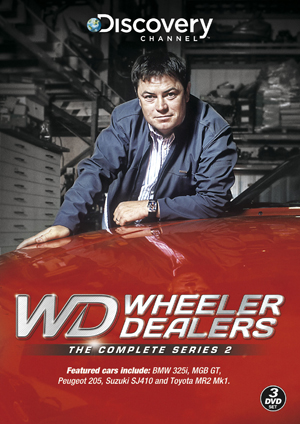 Wheeler Dealers: The Complete Series 2 (2004) (Deleted)