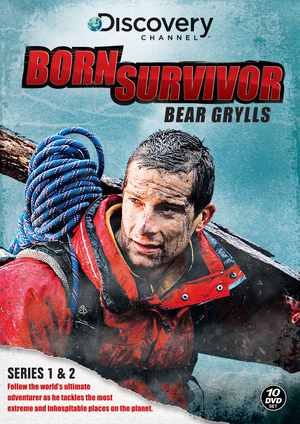 Bear Grylls: Born Survivor - Complete Season One and Two (2007) (Box Set) (Retail Only)