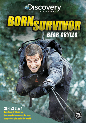 Bear Grylls: Born Survivor - Complete Season Three and Four (2010) (Box Set) (Retail Only)