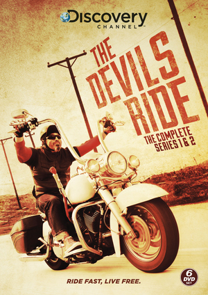 The Devil's Ride: Series 1 and 2 (2013) (Box Set) (Retail Only)