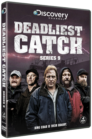Deadliest Catch: Series 9 (2013) (Retail Only)