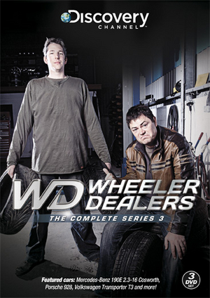Wheeler Dealers: The Complete Series 3 (2005) (Deleted)