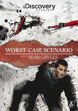 Bear Grylls: Worst Case Scenario (Retail Only)