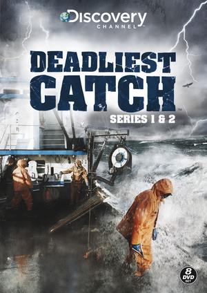Deadliest Catch: Series 1 and 2 (2006) (Box Set) (Retail Only)