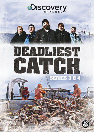 Deadliest Catch: Series 3 and 4 (2008) (Box Set) (Retail Only)