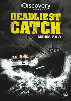 Deadliest Catch: Series 7 and 8 (2012) (Box Set) (Retail Only)