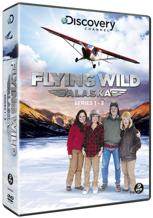 Flying Wild Alaska: Seasons 1-3 (2012) (Box Set) (Retail Only)