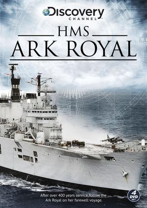 HMS Ark Royal (2011) (Retail Only)