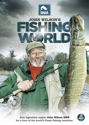 John Wilson's Fishing World: Collection (2010) (Retail Only)