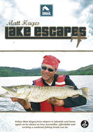 Matt Hayes: Lake Escapes - Triple Pack (Retail Only)